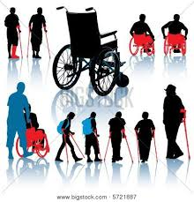 disable people